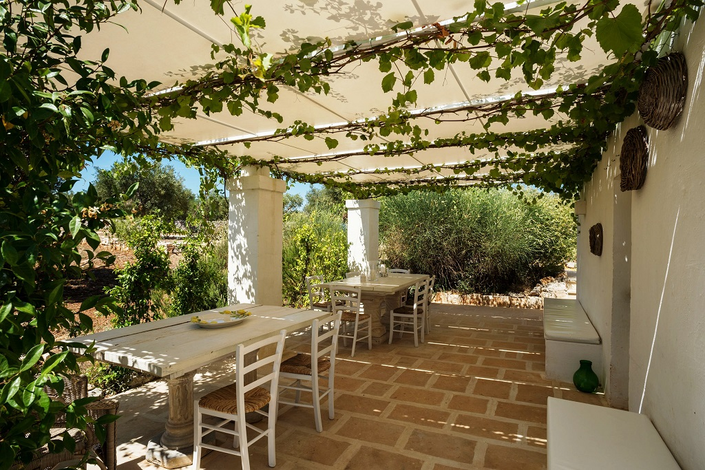 Welcome to Masseria Montefieno